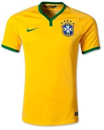 82e671154 Camisa Amarela Seleção Brasileira Oficial de Jogo - SPSULVENDAS